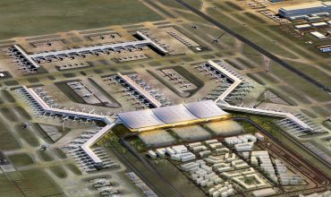 Are you ready to stop by at new Istanbul airport?