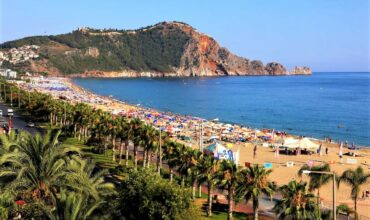 Cleopatra Beach ranked as 6th best beach in EU