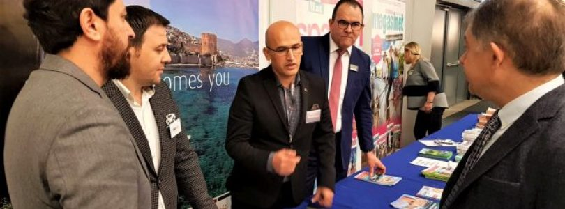Alanya presented in Stockholm