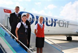 Onur Air flights to Alanya