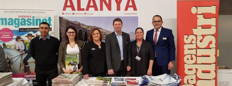 Visit Alanya in Göteburg