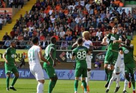The winner is Alanyaspor 3-1