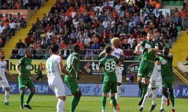 The winner is Alanyaspor 3-1