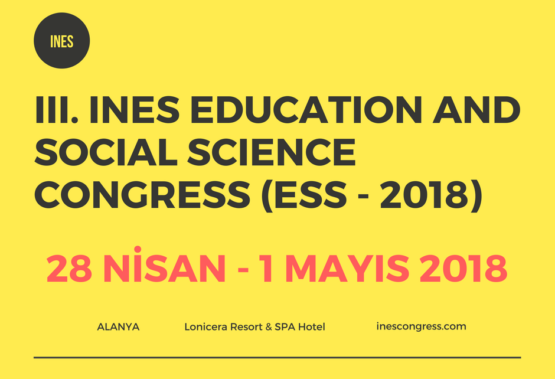 INES kongres in Alanya