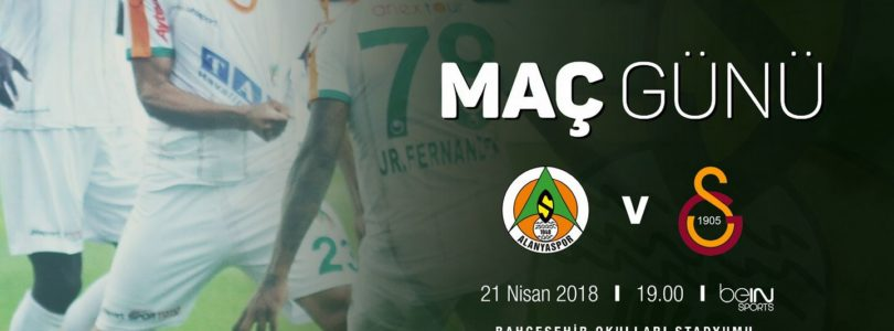 Alanyaspor vs Galatasaray