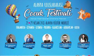 23rd of April and Alanya International Children's Festival