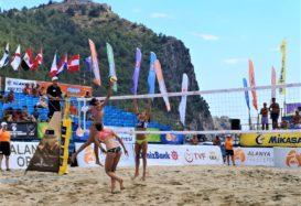 Beach Volley world tour Alanya