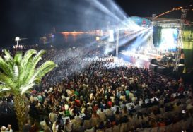 18. Alanya international tourism and art festival