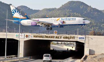 Antalya hava alanları rekora kopştu