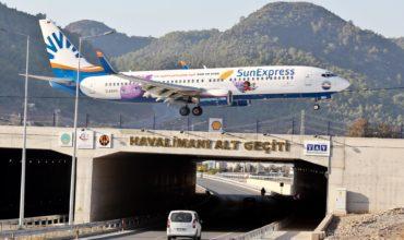 Records at Antalya Airports