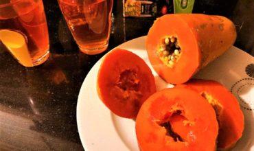 Exotic Papaya