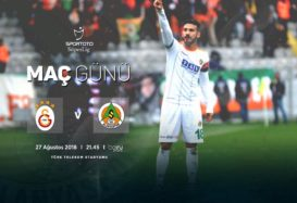 Big Game Alanyaspor vs Galatasaray
