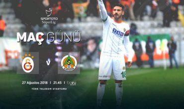 Big Game Alanyaspor vs Galatasaray