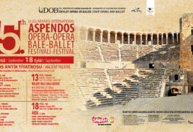 25. International Aspendos Opera and Ballet Festival