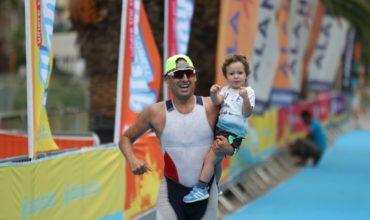 Traditional Triathlon fest in Alanya