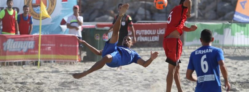 Alanya beach soccer cup