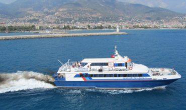 Ferry to Girne (Kyrenia) from Alanya