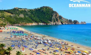 Swimming fest in Alanya – Ocean Man