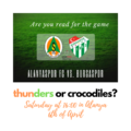 Thunders or Crocodiles?