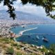 Alanya view from Alanya castle taken by Yakup Uslu