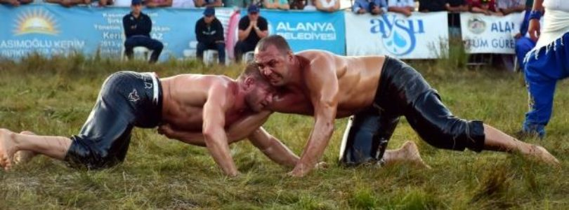 Worth to see – Oil Wrestling Festival in Alanya