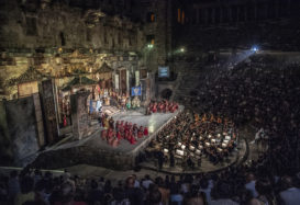 26th International Aspendos Opera and Ballet Festival