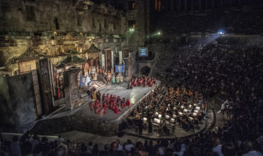 26th International Aspendos Opera and Ballet Festival