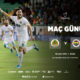 Leader Alanyaspor FC against Fenerbahçe