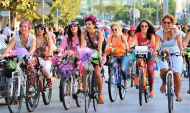 Fancy Women Cycling Tour Alanya