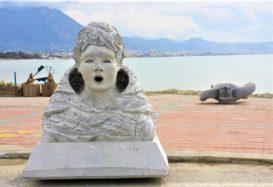 Stone Sculpture Symposium in Alanya