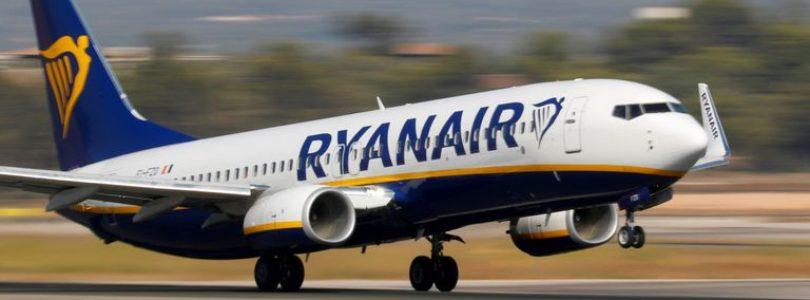 Ryaniar to Antalya