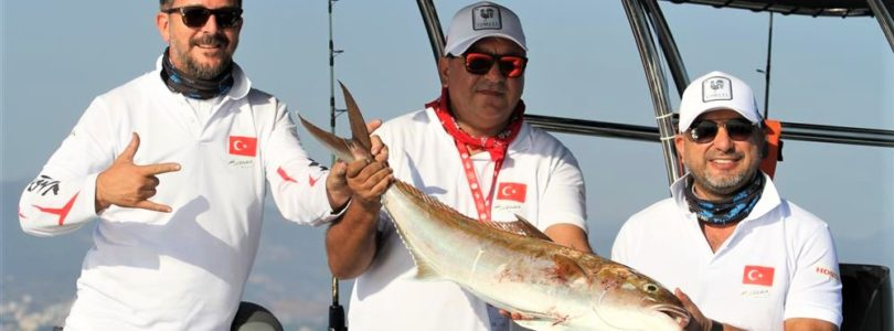 Fishing Tournament in Alanya