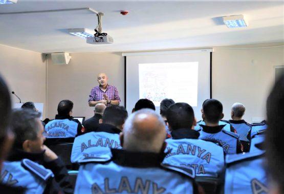 Educational Seminars to Local Municipality Police