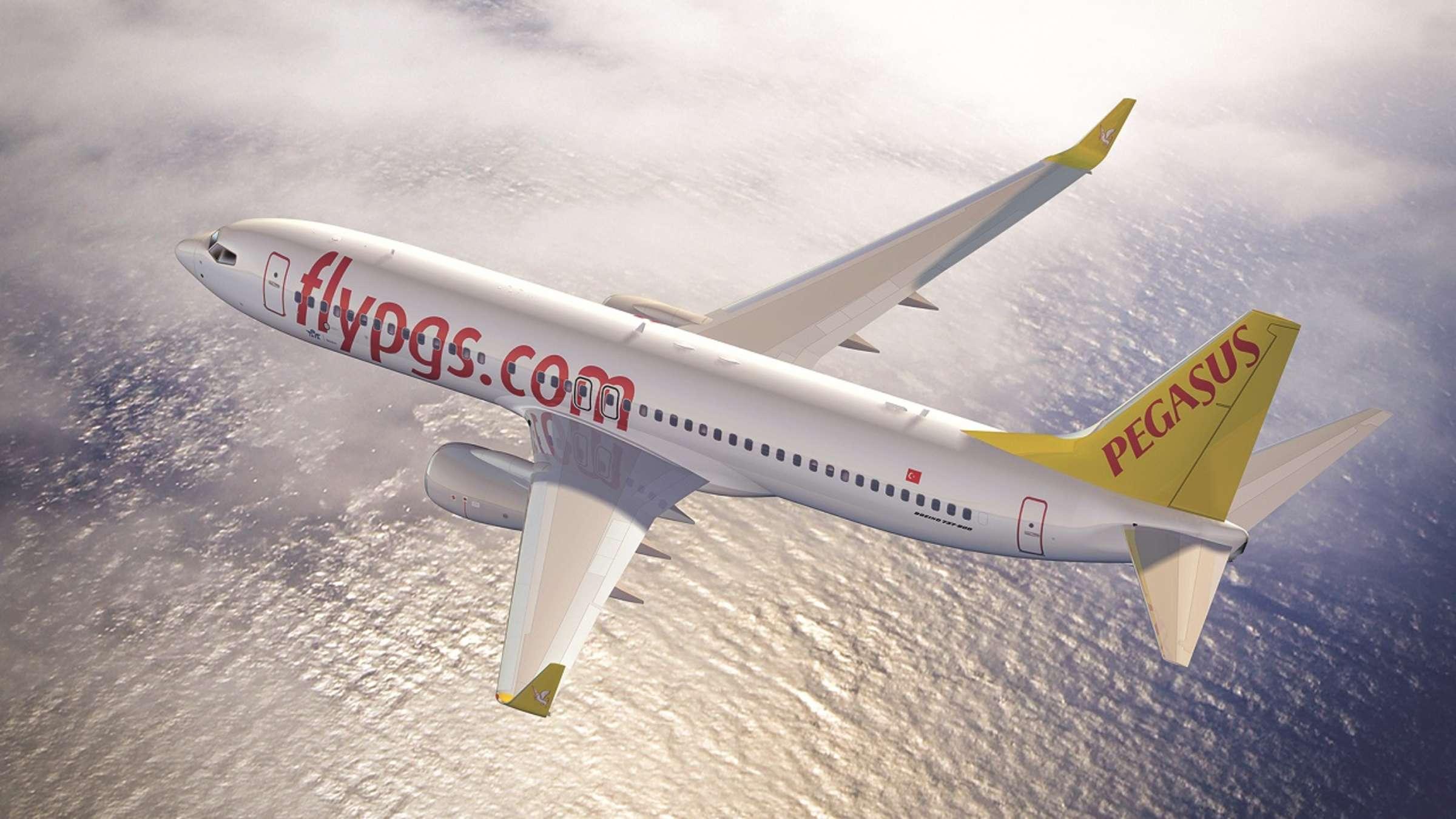 Pegasus Airlines to Helsinki - Visit Alanya