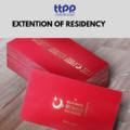 Residence permit renewal online