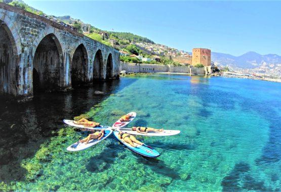 Photo by Barış Dülgar, Stand up paddle